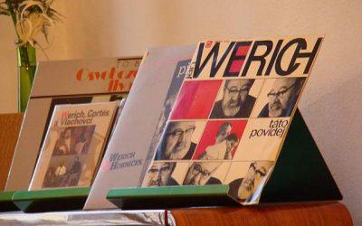 Už vím co budu číst – Jan Werich