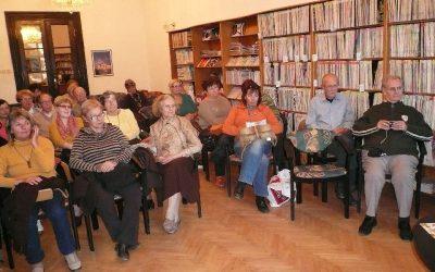 Říjnové setkání s knihou