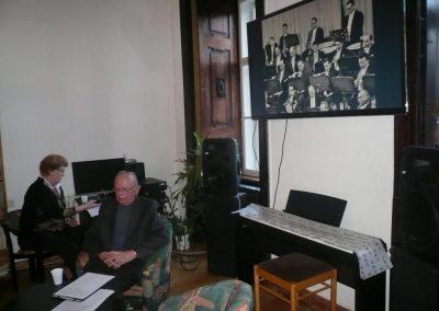 Z přednášky 70 let festivalu Pražské jaro