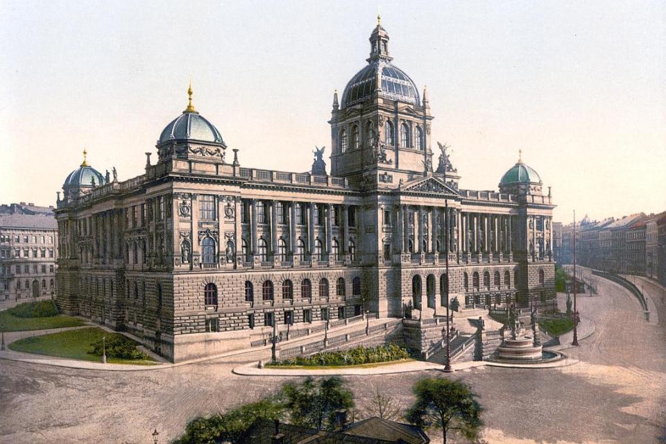 Rekonstrukce Národního muzea vrcholí