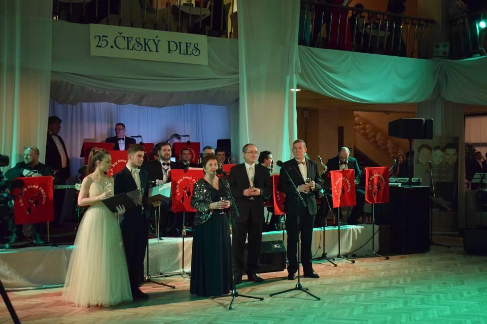 Jubilejní 25. český ples v Košicích (a v obrazech)