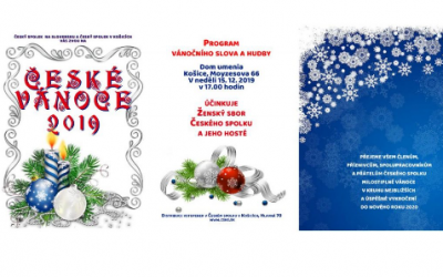 České Vánoce 2019