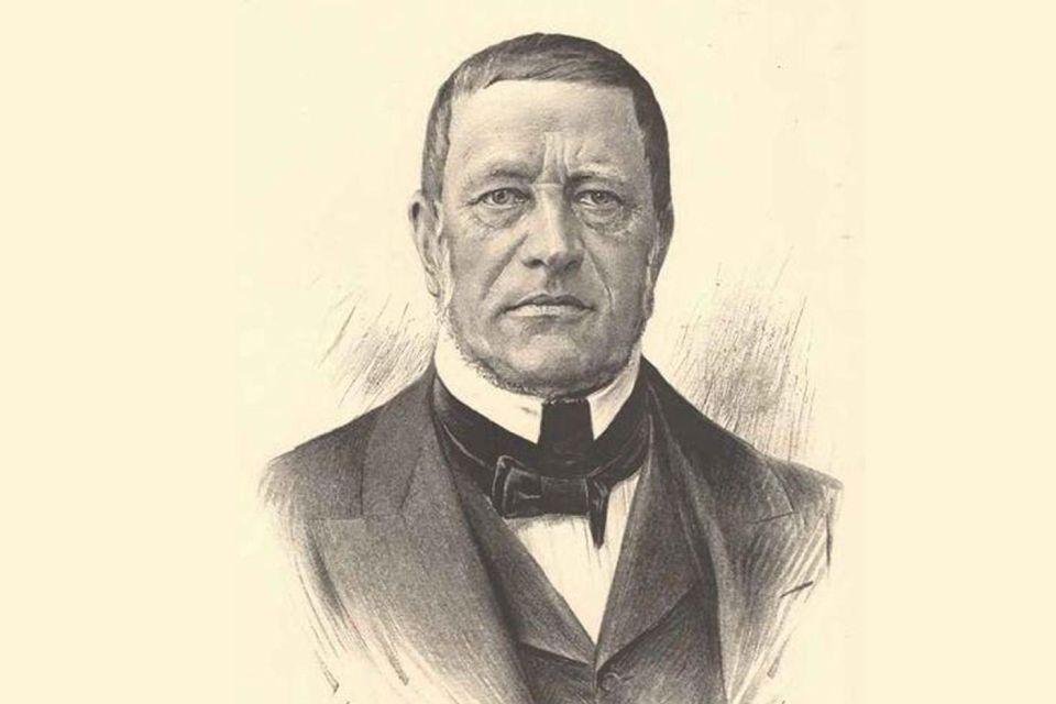 František Palacký – historik, politik a spisovatel