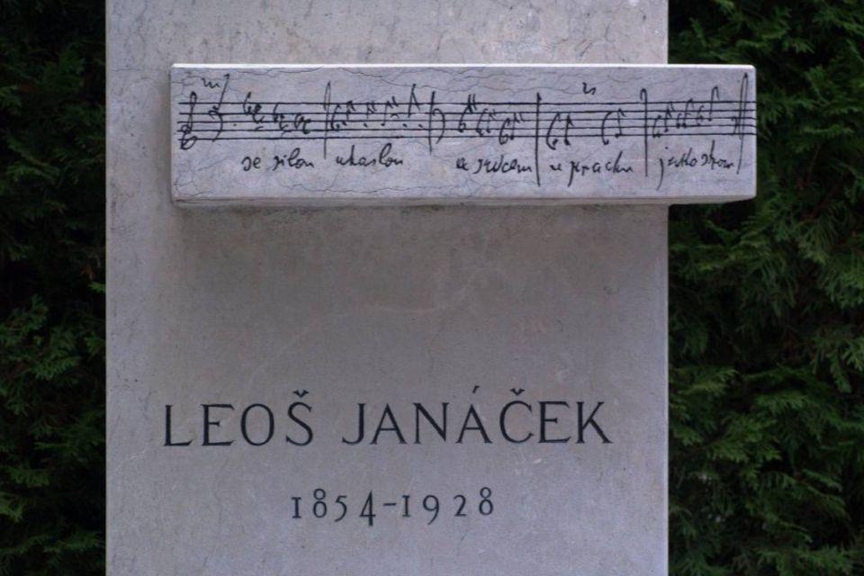 O Leoši Janáčkovi
