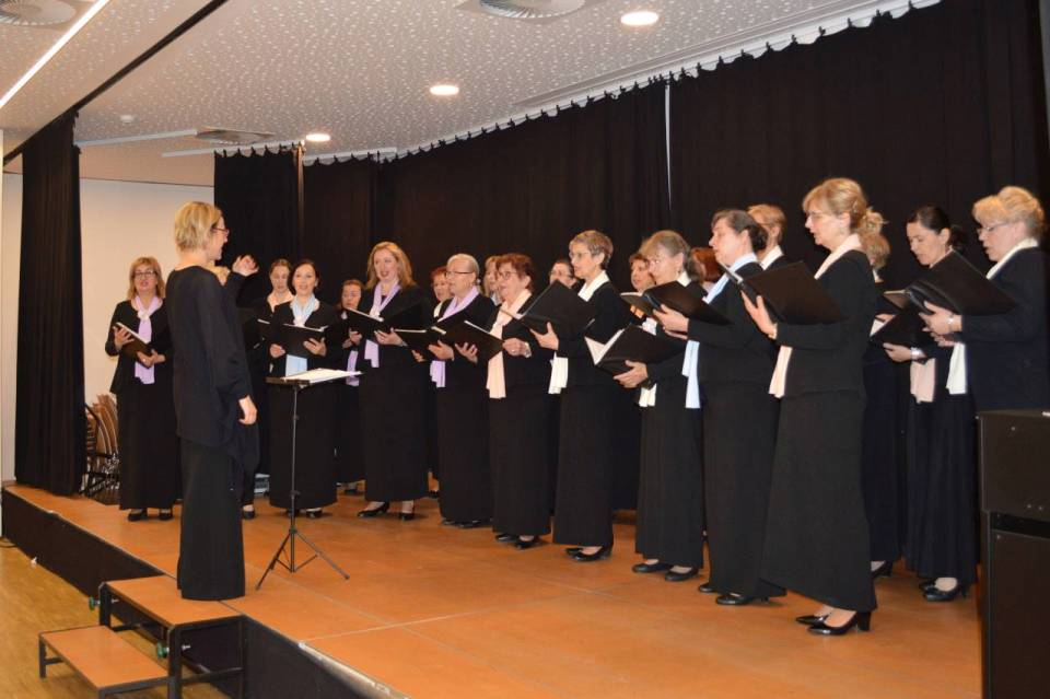 Další úspěšná koncertní sezóna Ženského sboru Českého spolku je za námi