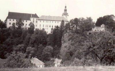Vyrůstala jsem v Bechyni