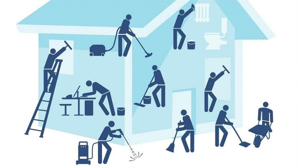 Máte doma uklizeno – nebo pořádek?