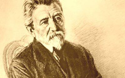 Karel Václav Rais ve společenském klubu