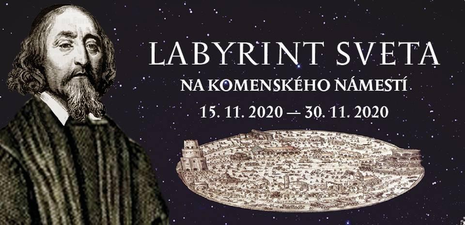 Labyrint sveta na Komenského námestí